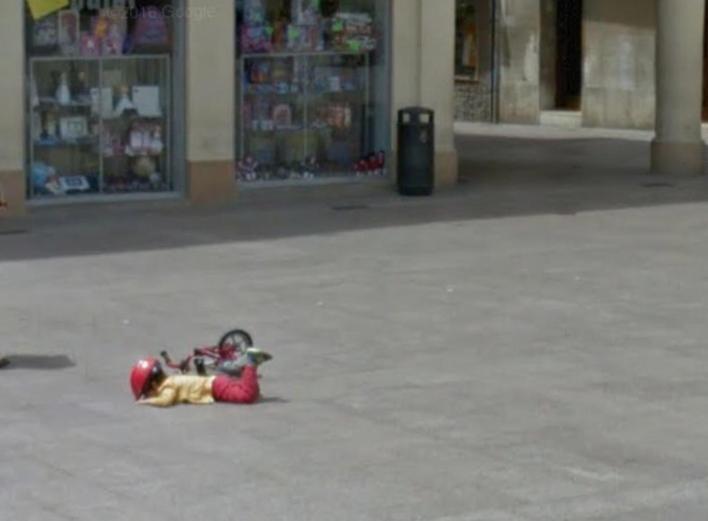 Villafranca: Unas imágenes de Google causan el cachondeo por todo el pueblo