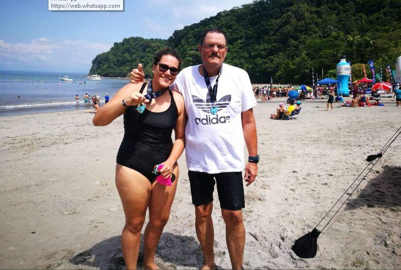 Una mujer publica la proposición indignante que le han hecho tras subir una foto con su padre