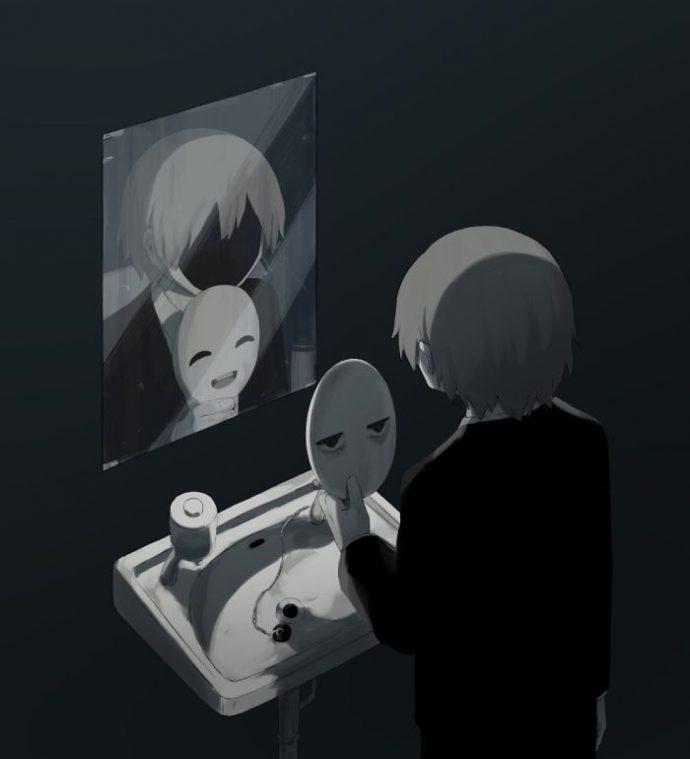 20 Ilustraciones de un artista japonés que plasman de forma chocante la realidad