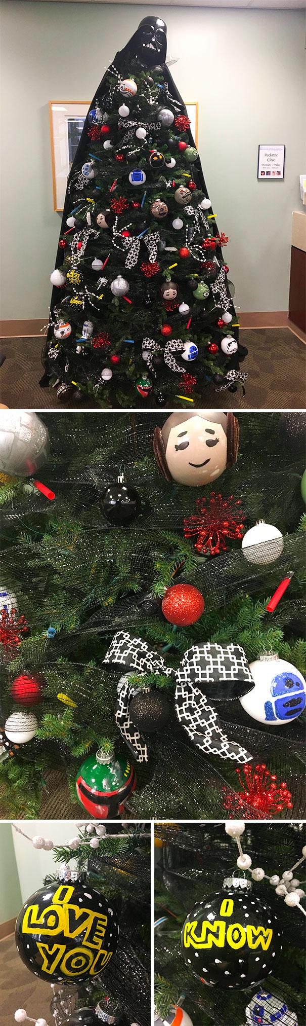 25 personas que ganaron la navidad con sus arboles tan creativos 1547122702