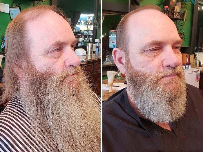 40 ejemplos que demuestran la diferencia entre una barba cuidada y la de un naufrago 01