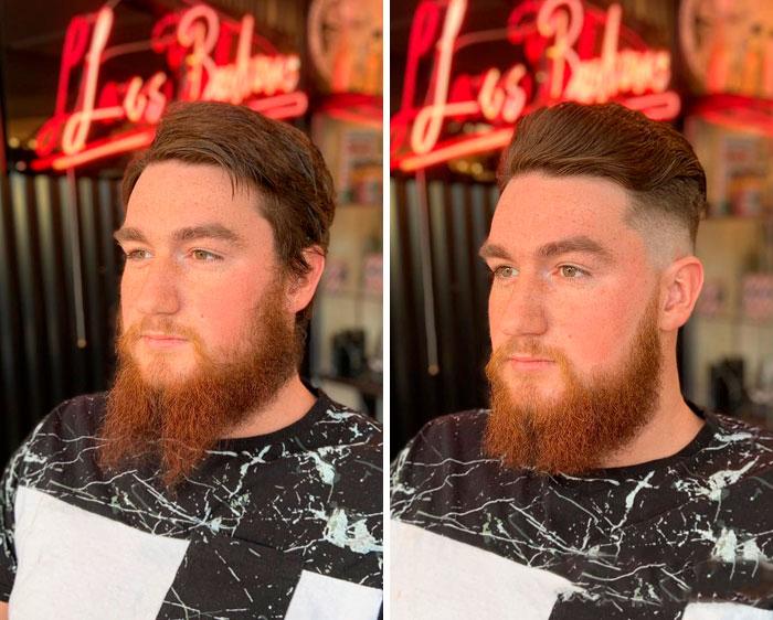 40 ejemplos que demuestran la diferencia entre una barba cuidada y la de un naufrago 03