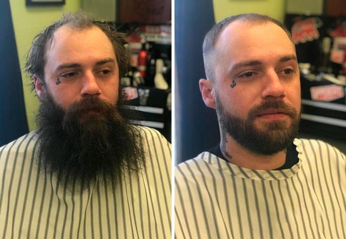 40 ejemplos que demuestran la diferencia entre una barba cuidada y la de un naufrago 04