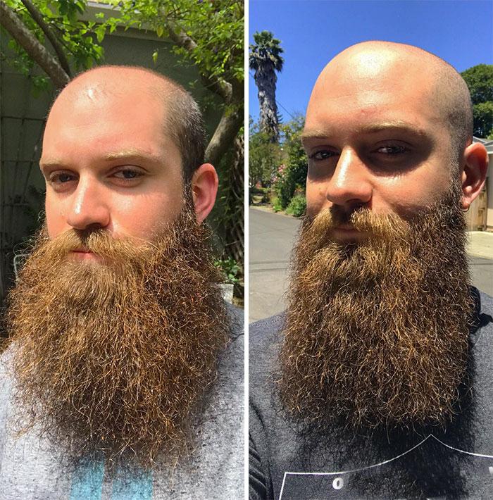 40 ejemplos que demuestran la diferencia entre una barba cuidada y la de un naufrago 07