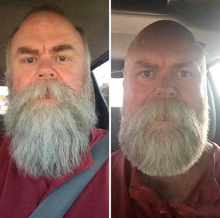 40 ejemplos que demuestran la diferencia entre una barba cuidada y la de un naufrago 08