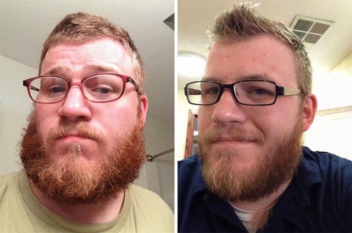 40 ejemplos que demuestran la diferencia entre una barba cuidada y la de un naufrago 09
