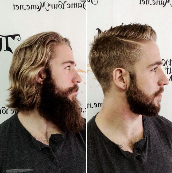 40 ejemplos que demuestran la diferencia entre una barba cuidada y la de un naufrago 10