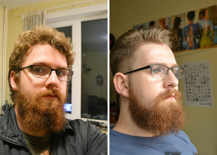 40 ejemplos que demuestran la diferencia entre una barba cuidada y la de un naufrago 11