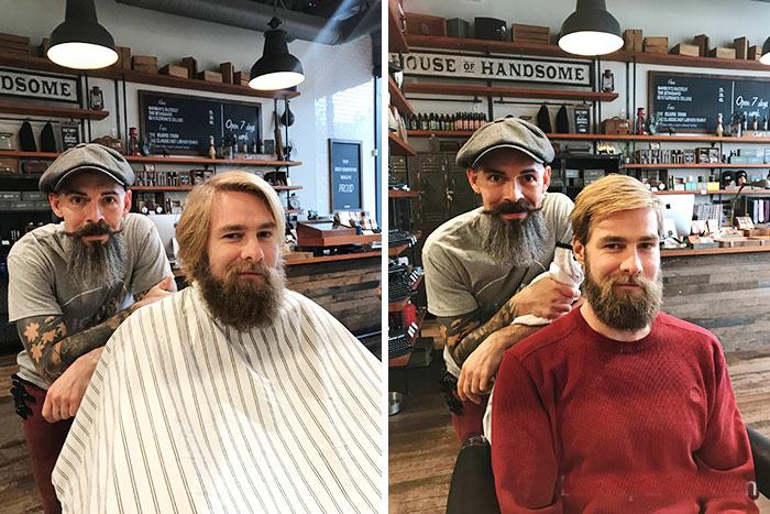 40 ejemplos que demuestran la diferencia entre una barba cuidada y la de un naufrago 14