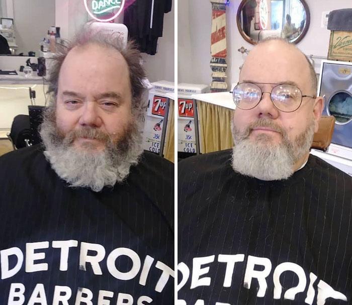 40 ejemplos que demuestran la diferencia entre una barba cuidada y la de un naufrago 16
