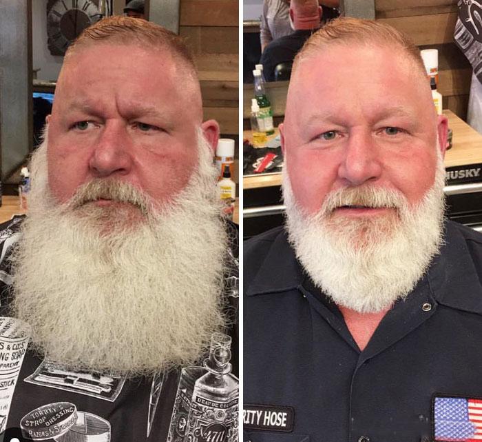 40 ejemplos que demuestran la diferencia entre una barba cuidada y la de un naufrago 17
