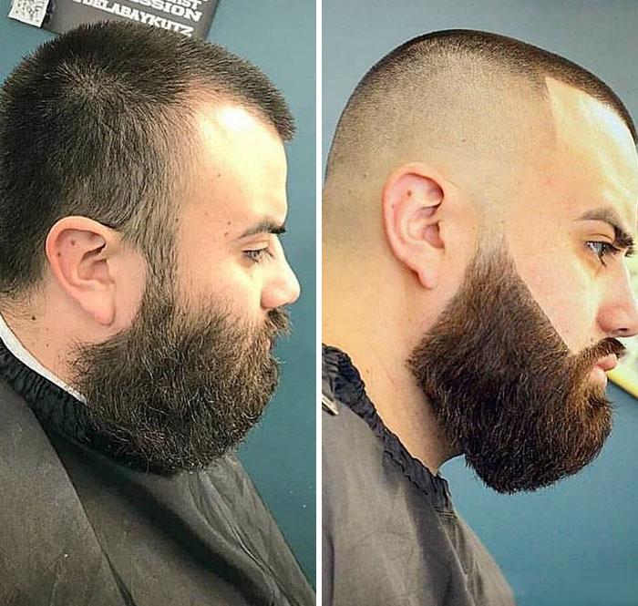 40 ejemplos que demuestran la diferencia entre una barba cuidada y la de un naufrago 19