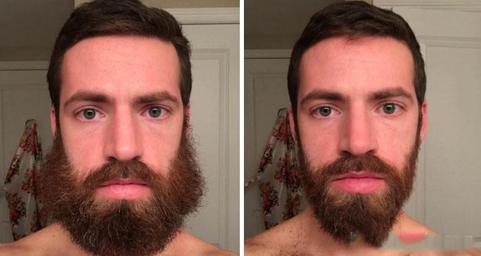 40 ejemplos que demuestran la diferencia entre una barba cuidada y la de un naufrago 21