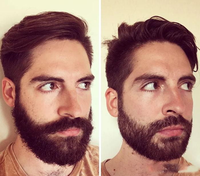 40 ejemplos que demuestran la diferencia entre una barba cuidada y la de un naufrago 23