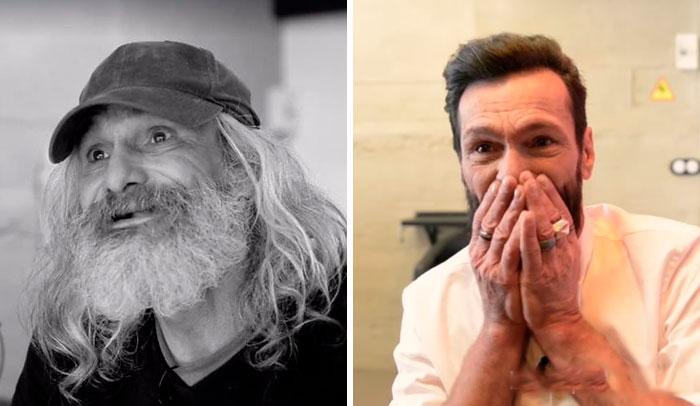 40 ejemplos que demuestran la diferencia entre una barba cuidada y la de un naufrago 26