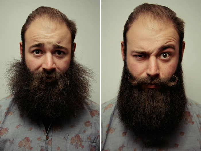 40 ejemplos que demuestran la diferencia entre una barba cuidada y la de un naufrago 27