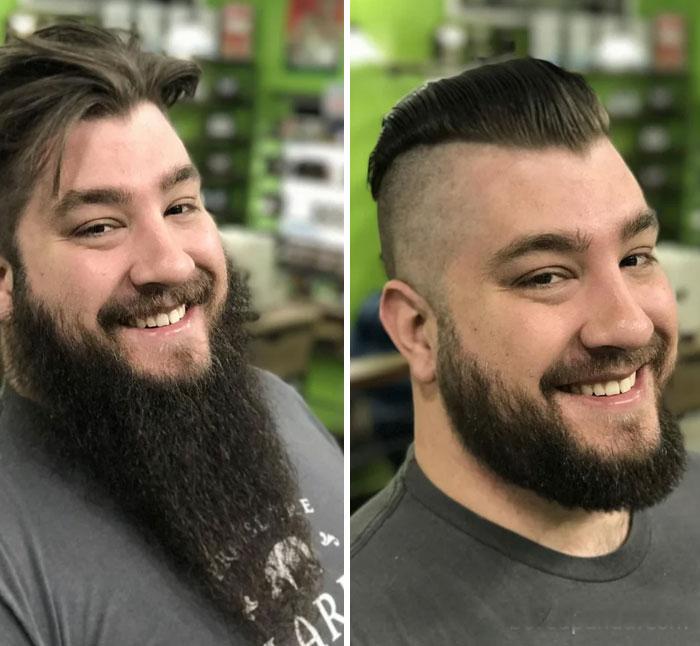 40 ejemplos que demuestran la diferencia entre una barba cuidada y la de un naufrago 37
