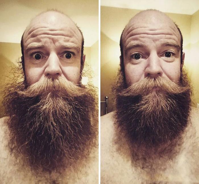 40 ejemplos que demuestran la diferencia entre una barba cuidada y la de un naufrago 41