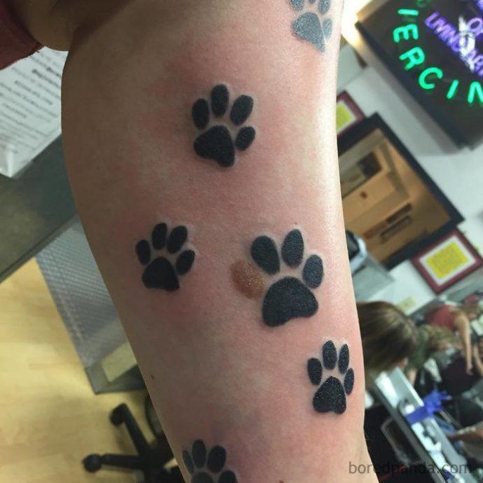 50 Súper tatuajes parar cubrir a la perfección cicatrices y marcas de nacimiento