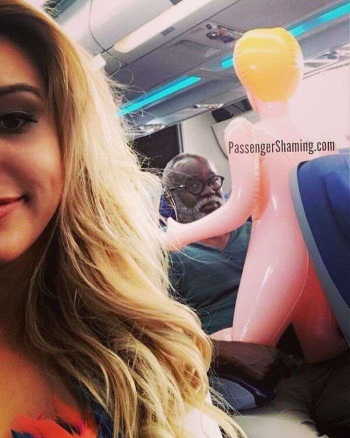 this instagram is gathering bizarre images of passengers on planes and you will not believe what your eyes will see 5c347c91cb038 700